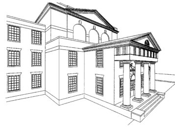 Rotunda Addition to Wingate Hall