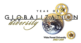 Year of Globalization & Diversity logo