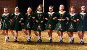 The Triad Irish Dancers