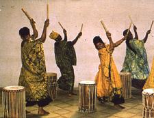 Ballet d'Afrique Noire of Senegal
