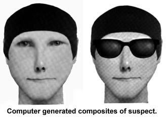 Computer generated composites of suspect