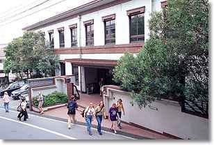 Center for International Education at Kansai Gaidai University
