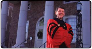 Bill J. Leonard, dean of the Divinity School