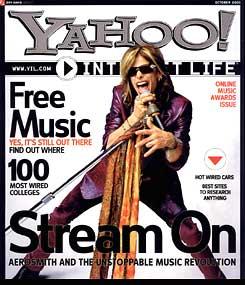 Yahoo! Internet Life magazine cover