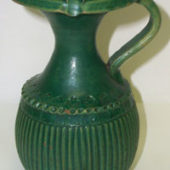 Moroccan pitcher
