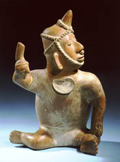Tomb figure