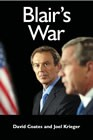 """Blair's War"" book cover"