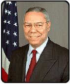 Secretary of State Colin L. Powell