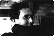 Pulitzer Prize-winning author Tony Kushner.