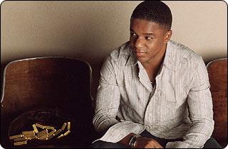 Jazz vibraphonist Stefon Harris