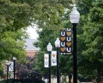 Show Humanitate banners on campus