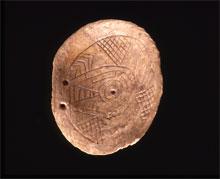 Photo of artifact