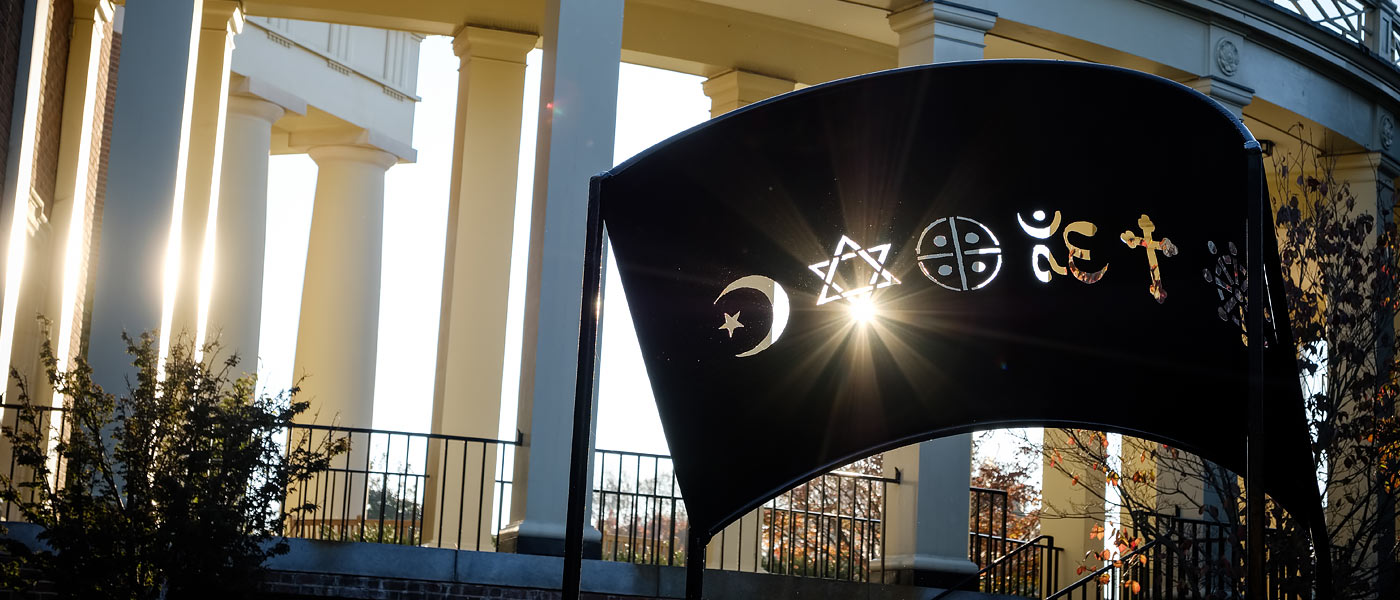 Wake Forest welcomes people of all religions, backgrounds, ethnicities, and orientations