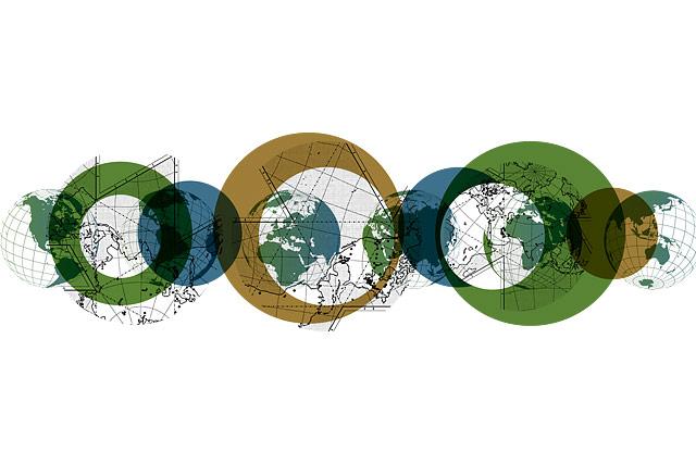 International Students and Scholars Logo