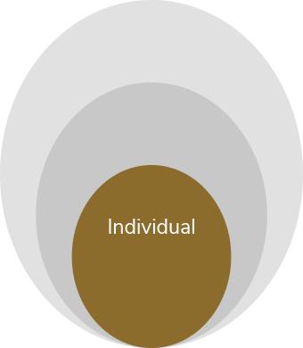 Indiviual level of impact