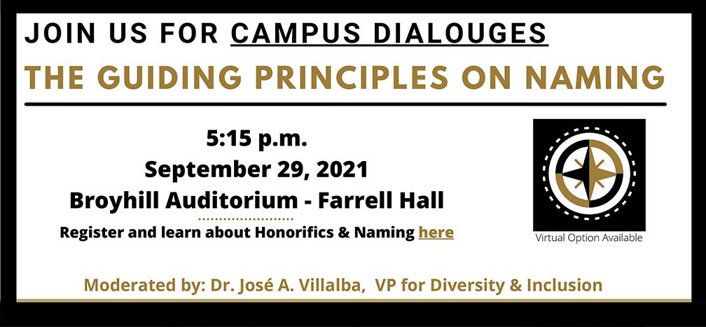 Campus Dialogues
