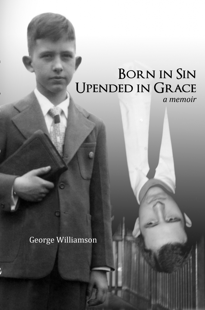 Born in Sin Upended in Grace half Cover
