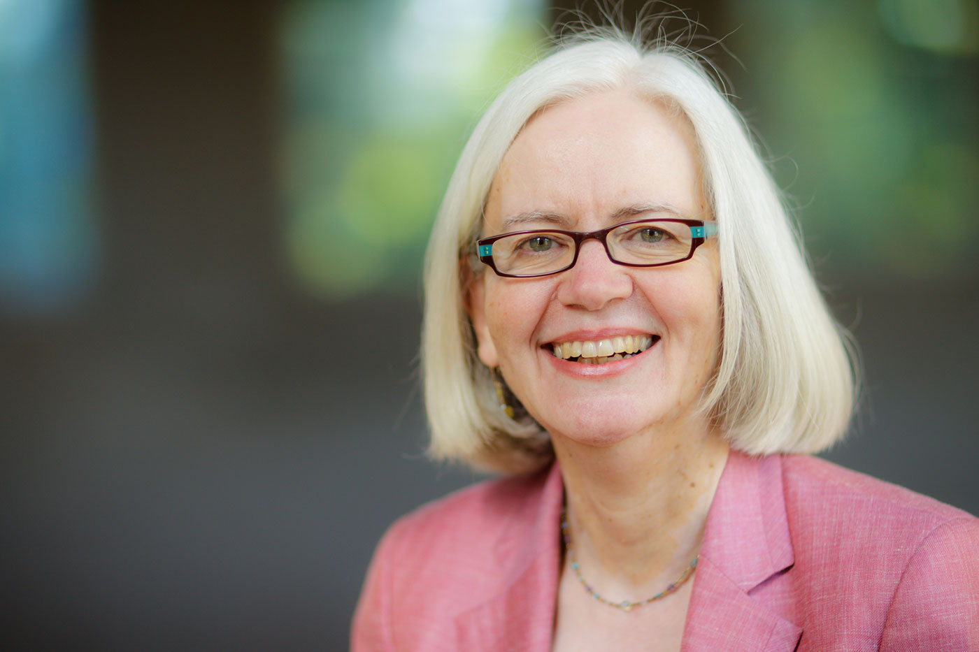 School of Divinity faculty member Gail R. O'Day