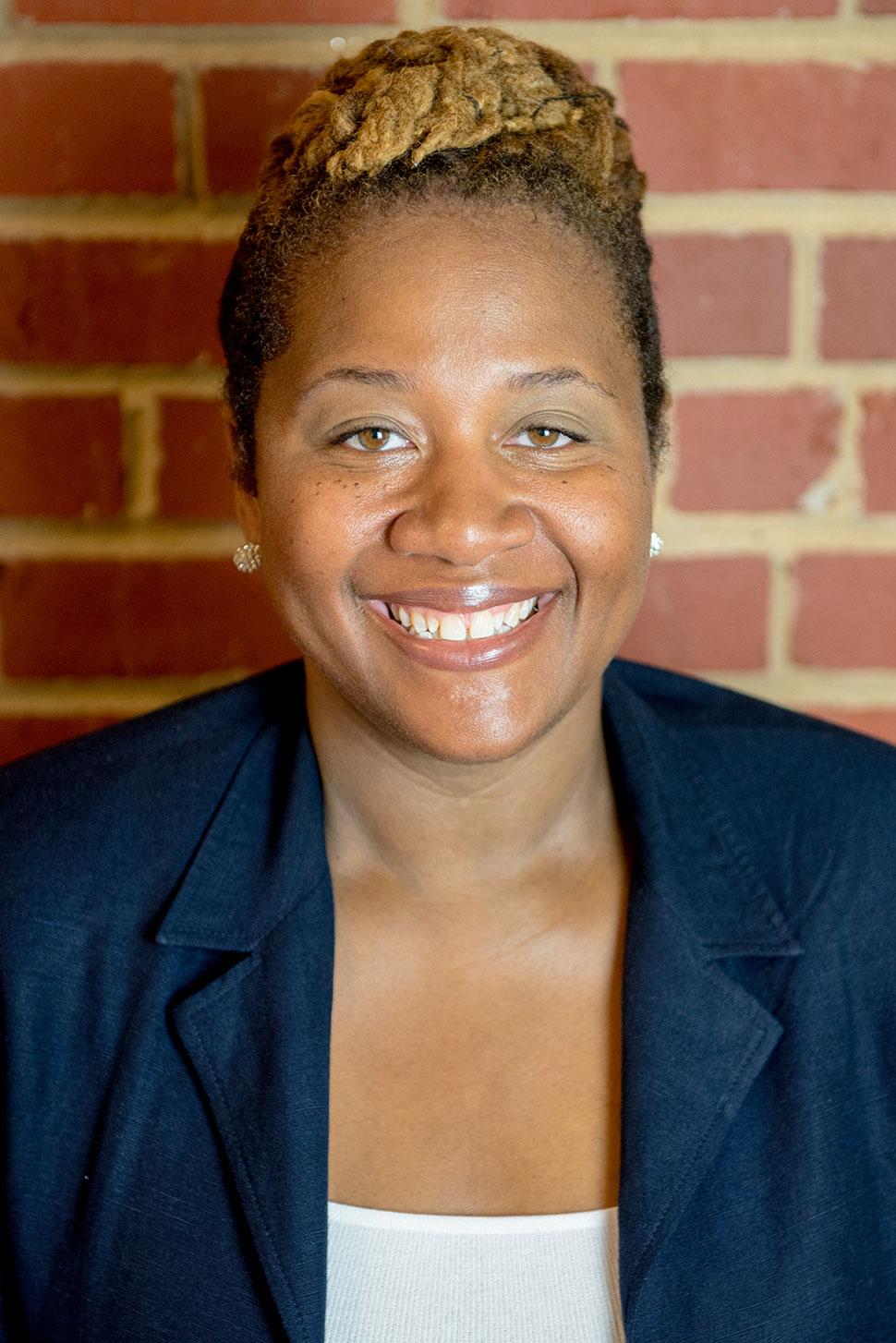 Pamela Mitchell (MDiv '19)
