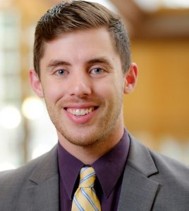Rayce Lamb, Director of Ministry and Vocational Exploration