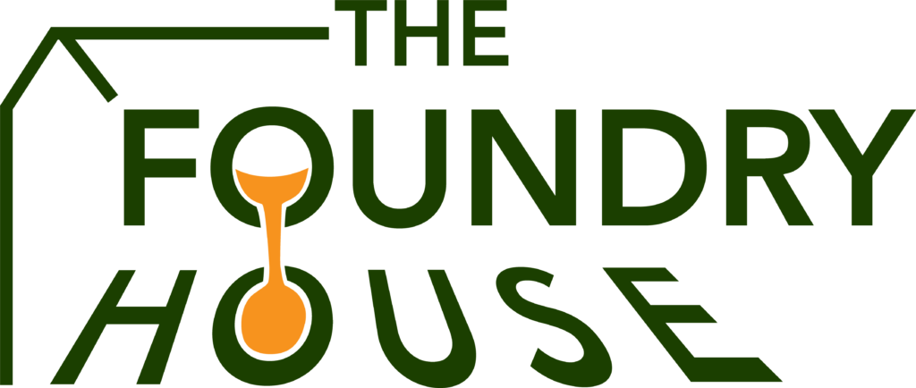 Logo for The Foundry House Intentional Christian Community