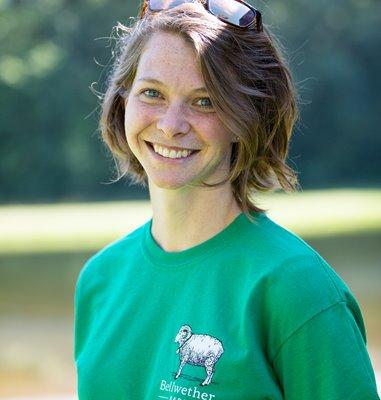 Jessica Ann Miller, Bellwether Farm Headshot Photo