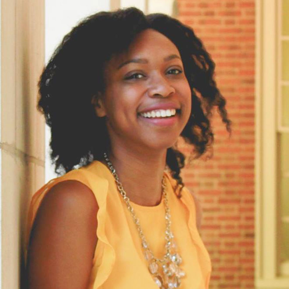 Headshot of Baptist Commons Program Coordinator and Alumna Darnysha Nard