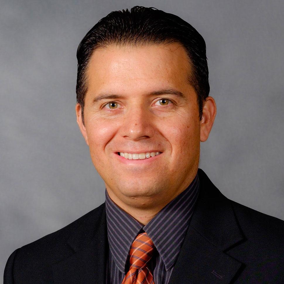 Erik Estrada, Visiting Assistant Professor of Church History