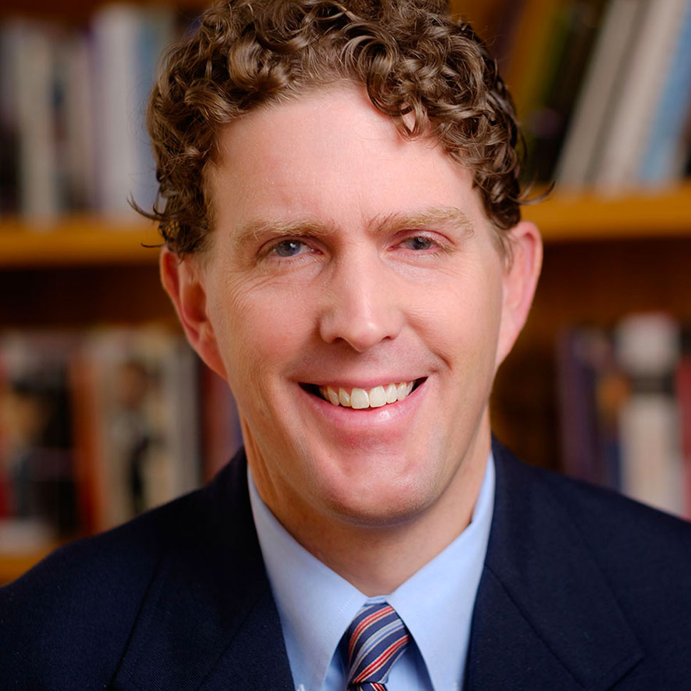 John E. Senior, Director of the Art of Ministry, Assistant Professor of Practical Theology and Religious Leadership, and Director of the Collaborative