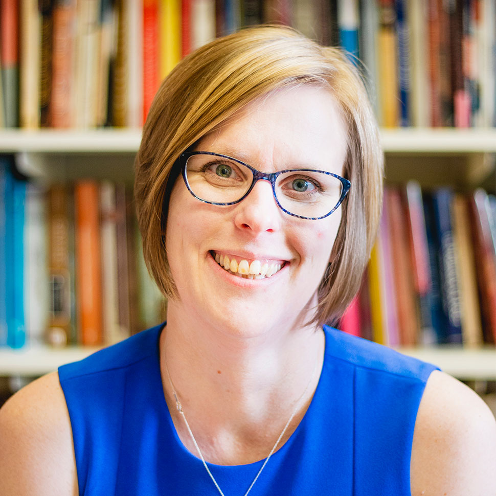 Katherine A. Shaner, Associate Professor of New Testament