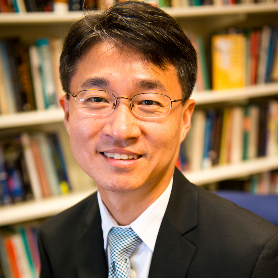 Kevin Jung, Associate Professor of Christian Ethics