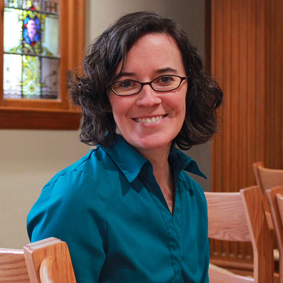 Elizabeth O'Donnell Gandolfo, Earley Assistant Professor of Catholic and Latin American Studies