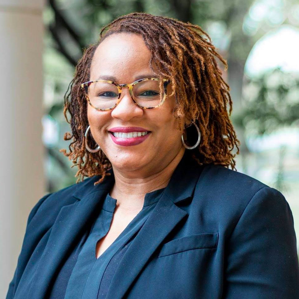 Shonda Jones, Senior Associate Dean and Assistant Teaching Professor in Intercultural Theological Education