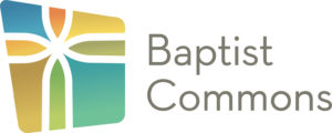 Logo for the Baptist Commons at the School of Divinity