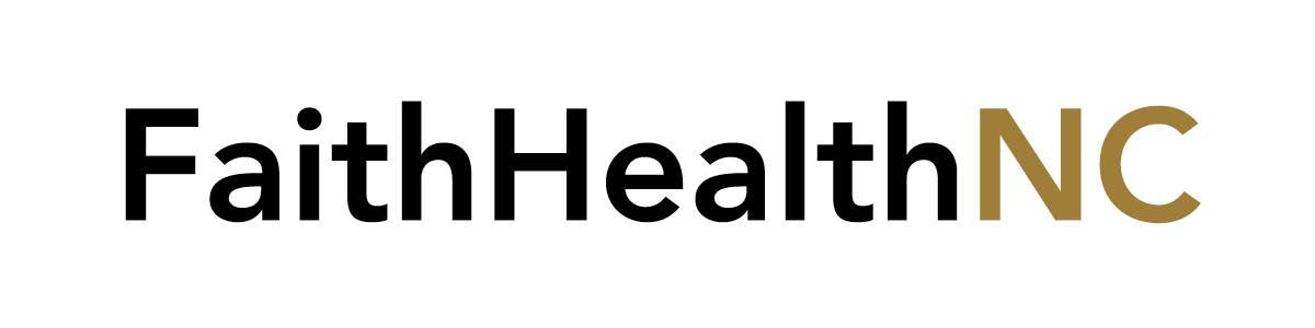 Logo for FaithHealth NC