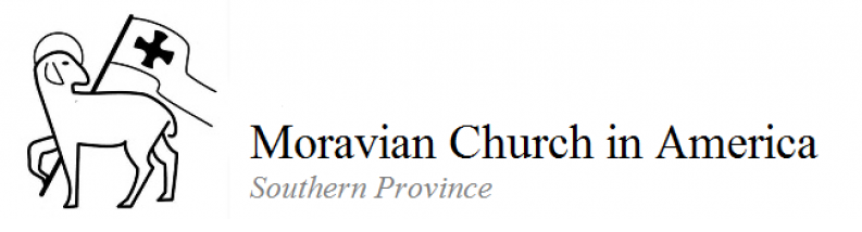 Logo for the Southern Province of the Moravian Church in America