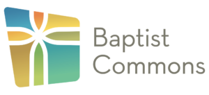 Baptist Commons logo