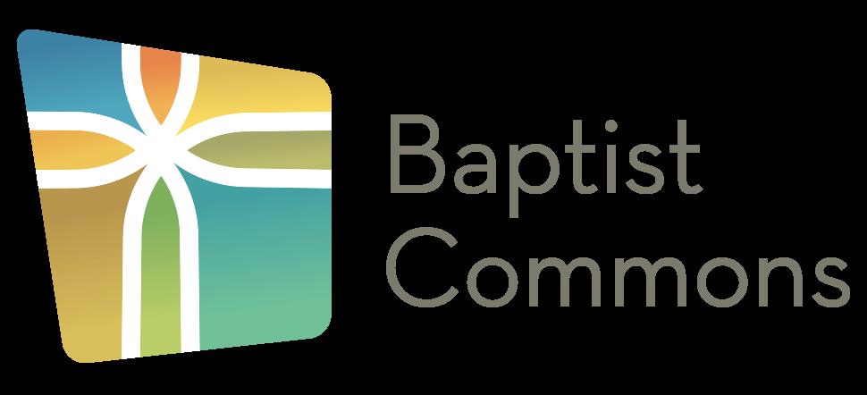 Baptist Commons logo