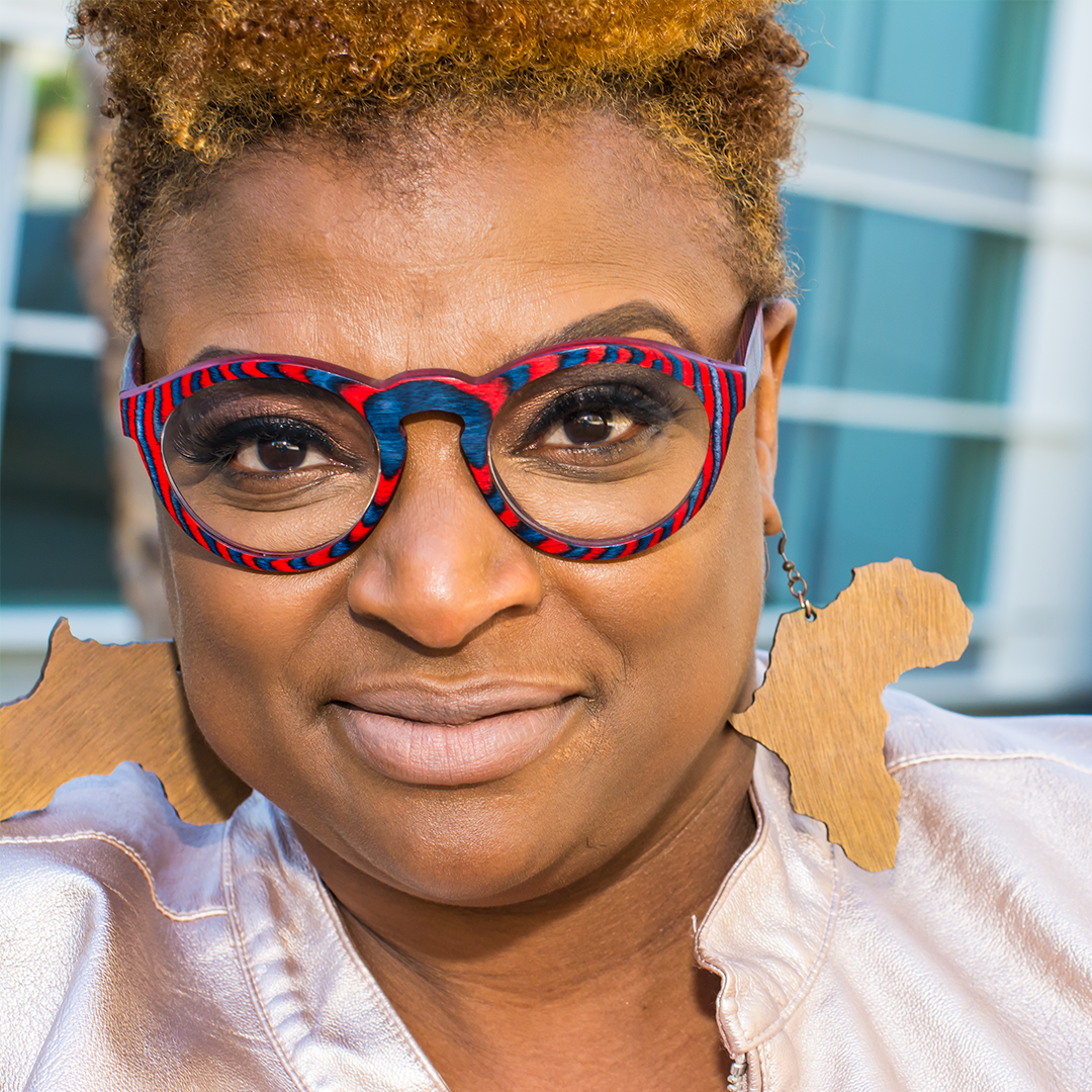 Headshot of School of Divinity faculty member Melva L. Sampson