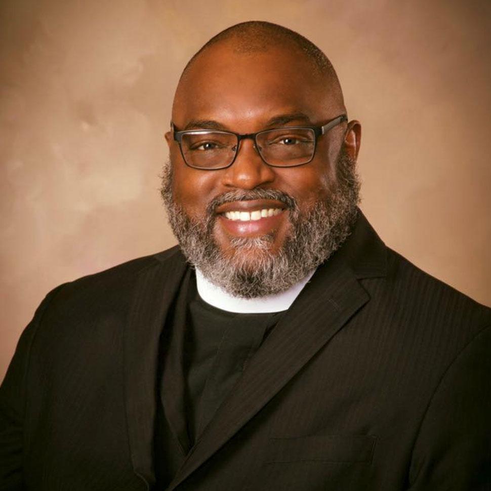 Headshot of 2019 MDiv graduate Reginald Keitt