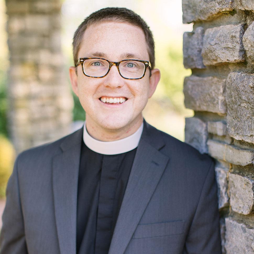 Rev. Andrew Hege (MDiv '14)