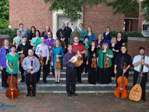 NC Baroque Orchestra