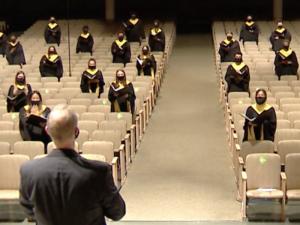 university choir