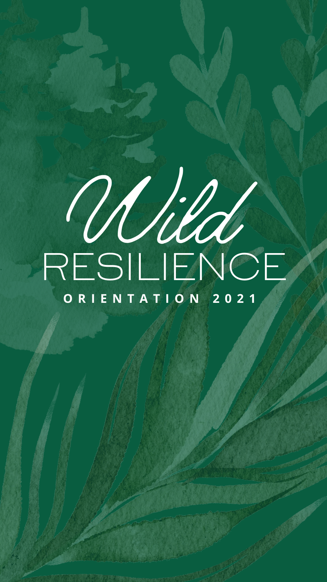 Wild Resilience 2
