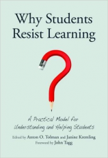 Why Students Resist Learning Book Cover