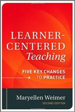 Learner-Centered Teaching Book Cover
