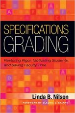 Specifications Grading Book Cover