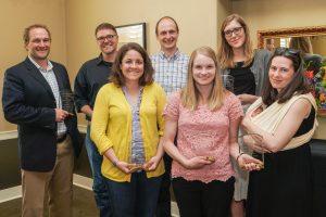 Innovative Teaching Award Winners 2017