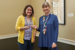 Innovative Teaching Award Winner Sarah Dahill-Brown