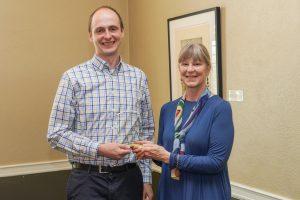 Innovative Teaching Award Winner Scott Geyer